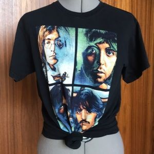 The Beatles women's tee shirt size Small